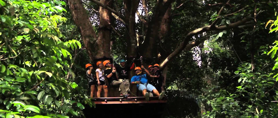Kaland utak, sport nyraralások Vietnamban