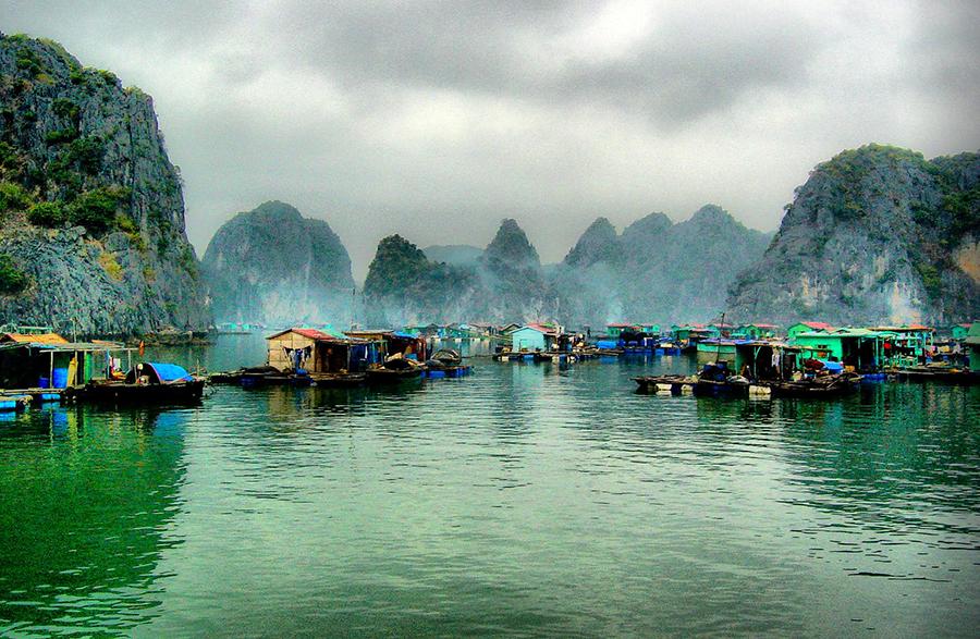 Egyéni és csoportos körutak Vietnam -ban