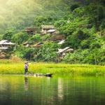 Észak-Vietnam hegyvidékei – A Ba Be nemzeti park